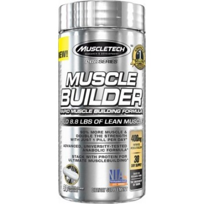 MuscleTech Muscle Builder