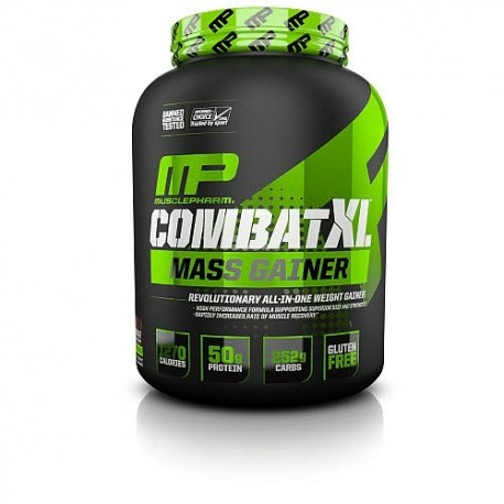 MusclePharm Combat XL Mass Gainer 6 Lbs