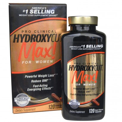 Hydroxycut Max Pro Clinical