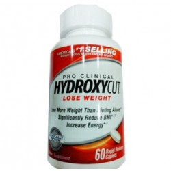 Muscletech Hydroxycut Pro Clinical