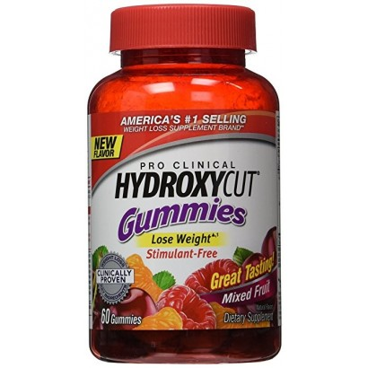 MuscleTech Hydroxycut Gummies