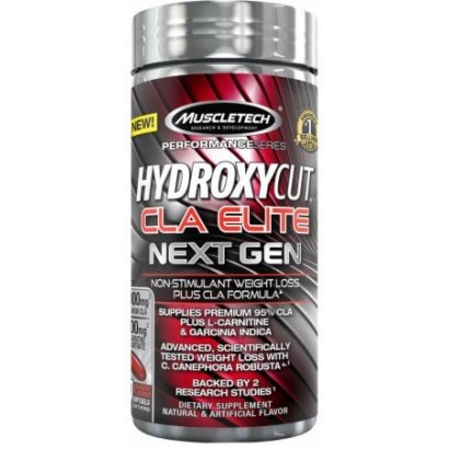 MuscleTech Hydroxycut CLA Elite Next Gen
