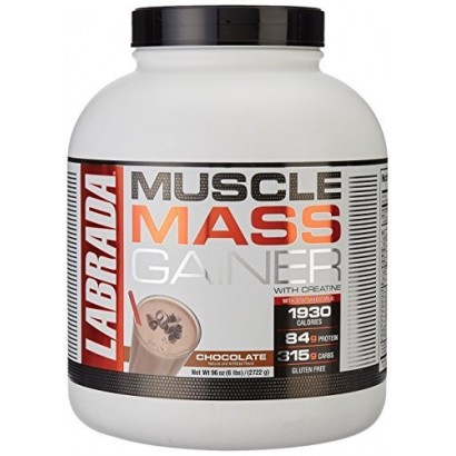 Labrada: Muscle Mass Gainer 6lb