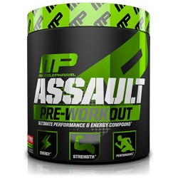 MusclePharm Assault Pre-Workout Powder