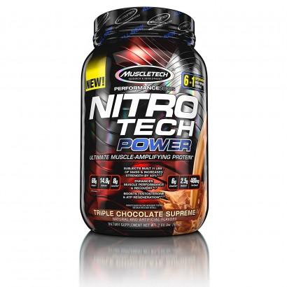 MuscleTech NITRO-TECH Power, 2 lbs