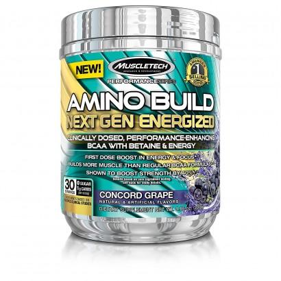MuscleTech Amino Build Next Gen Energized