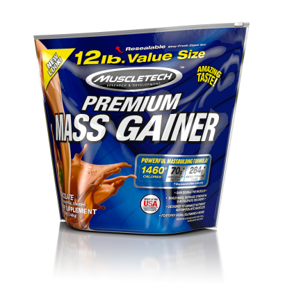 Muscletech 100 % Premium Mass Gainer