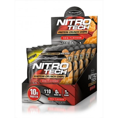MuscleTech Nitrotech Protein Crunch Chips