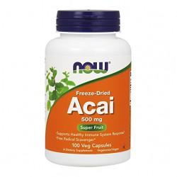 NOW Acai 500 mg