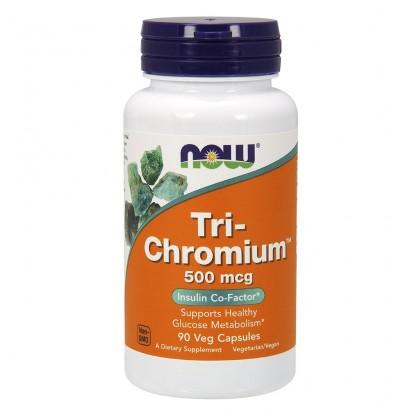 Now TRI-CHROMIUM 90 Vcaps