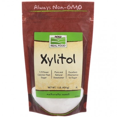 Now Xylitol 1 Lb