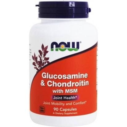 Now Glucosamine & Chondroitin