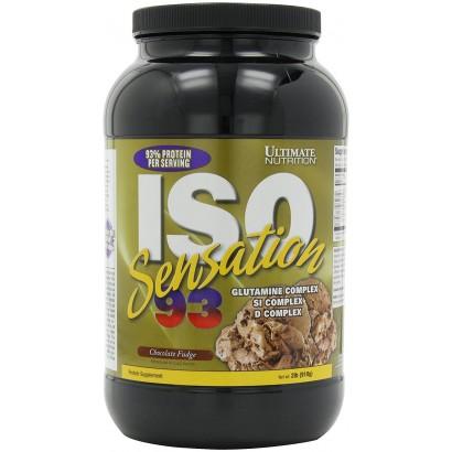 Ultimate Nutrition ISO Sensation 93, 2lbs